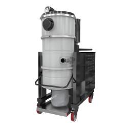 centrale d'aspiration de 5500 watts à decolmatage automatique en continu