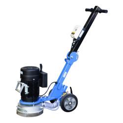 Rectifieuse TNS 250 anti-poussière, ponçage contre les murs possible